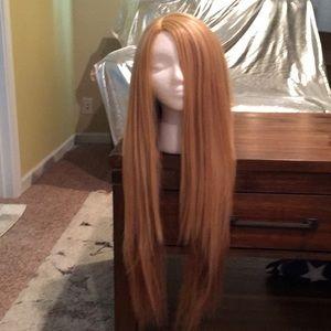 Light & medium blonde wig